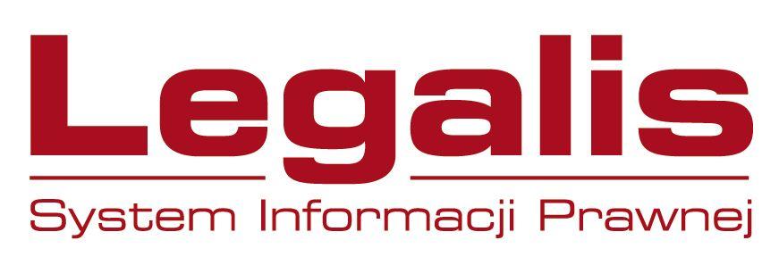 Legalis - system informacji prawnej