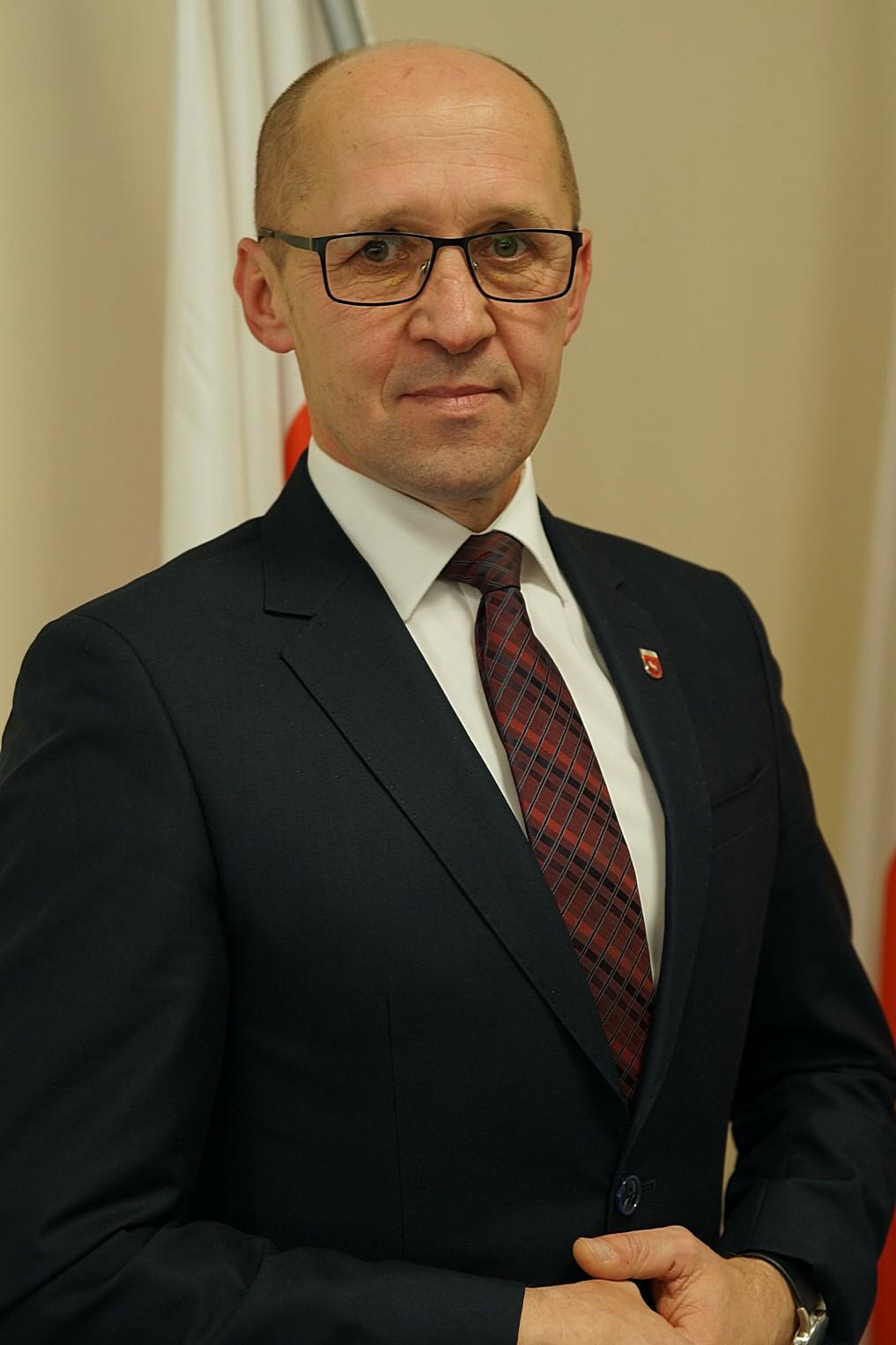 Gmina Łuków - wójt - Mariusz Osiak